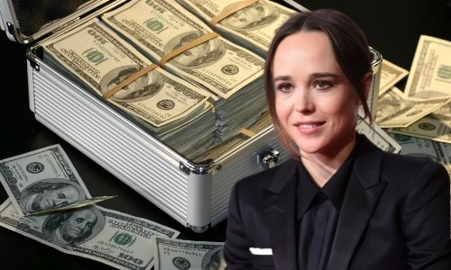 What is Ellen Grace Philpotts-Page's Net Worth in 2021 and how does she make her money?