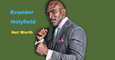 Evander Holyfield's Net Worth in 2021 - How did boxer Evander Holyfield Maintains his Worth?