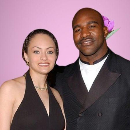 Why Did Evander Holyfield andCandi Calvana Smith Divorce?