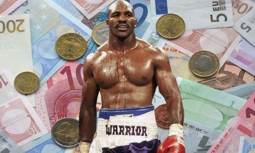 What is Evander Holyfield's Net Worth in 2021 and how does he make his money?