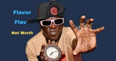Flavor Flav's Net Worth in 2021 - How did Rapper Flavor Flav Maintains his Worth?