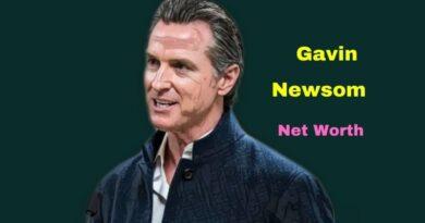 Gavin Newsom's Net Worth in 2021 - How did Politician Gavin Newsom Maintains his Worth?
