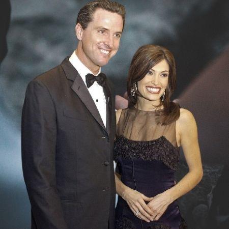 Kimberly Guilfoyle, the ex-wife of Politician and Businessman Gavin Newsom.