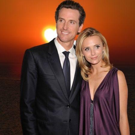Gavin Newsom has been married to Jennifer Siebel since 2008.