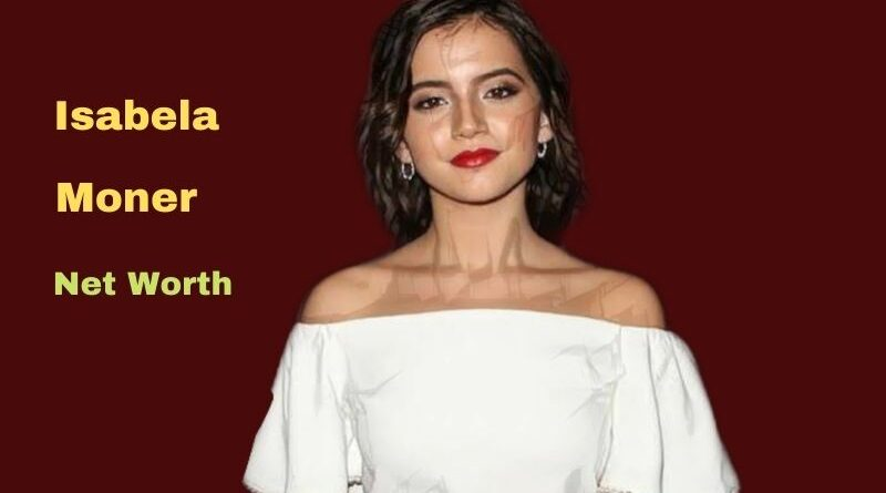 Isabela Moner's Net Worth in 2021 - How did Actress Zendaya Maintains her Worth?