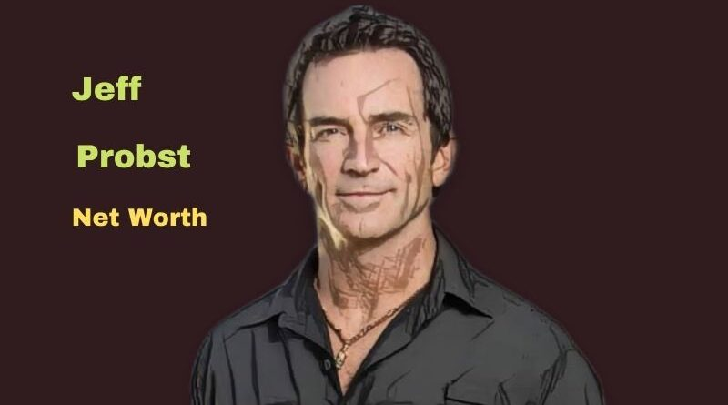 Jeff Probst's Net Worth in 2021 - How did show host Jeff Probst earn his Worth?
