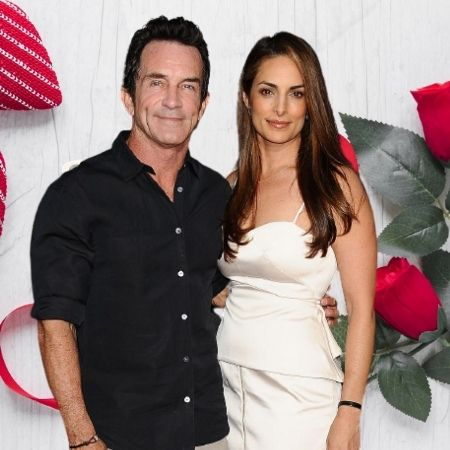 Who is Jeff Probst's wife Lisa Ann Russell?
