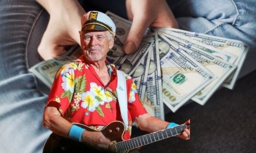 How Jimmy Buffett Achieved a Net Worth of $600 Million?