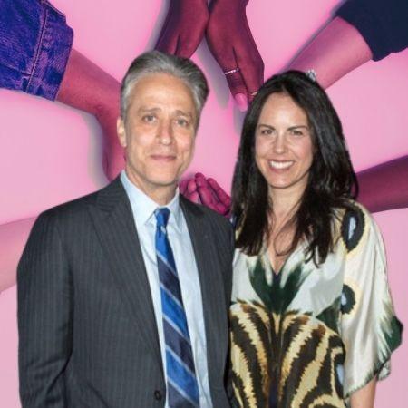 Who is Jon Stewart Wife?