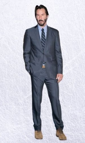 Keanu Reeves' Height: Age, Net Worth 2021, Body Stats, Biography