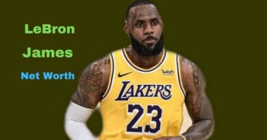 LeBron James' Net Worth in 2021 - How did Professional basketball player LeBron James Maintains his Worth?
