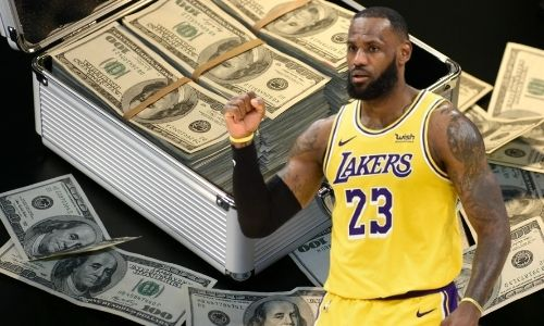 What is LeBron James' Net Worth in 2021 and how does he make his money?