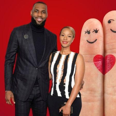Who is LeBron James' Wife?