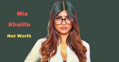 Mia Khalifa's Net Worth in 2021 - How did Actress Mia Khalifa Maintains her W