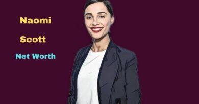 Naomi Scott's Net Worth in 2021 - How did actress Naomi Scott's Maintains her Worth?