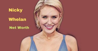 Nicky Whelan's Net Worth 2021? Biography, Age, Height, Husband, income & Revenue?