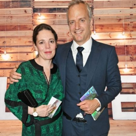Who is Olivia Colman's Husband?