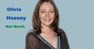 Olivia Hussey's Net Worth in 2021 - How did Actress Olivia Hussey Maintains her Worth?