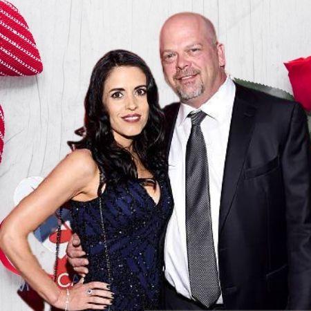 Who is Rick Harrison's Wife?