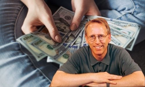 What is Scott Adams' Net Worth in 2021 and how does he make his money?