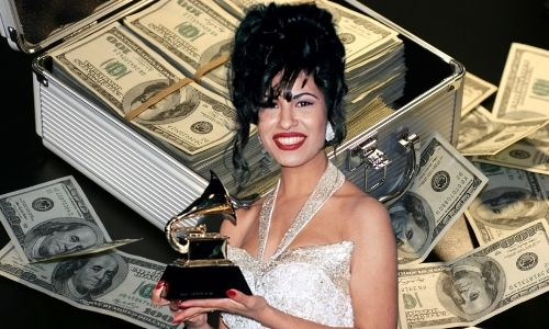 What is Selena Quintanilla's Net Worth in 2021 and How did She Make Her Money?