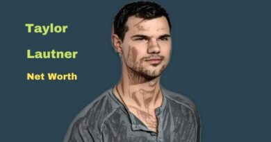 Taylor Lautner's Net Worth in 2021 - How did actor Taylor Lautner Maintains his Worth?