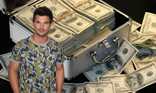 What is Taylor Lautner's Net Worth in 2021 and how does he earn his money?