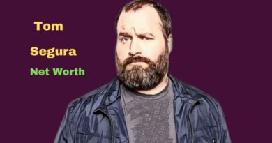 Tom Segura's Net Worth in 2021 - How did American comedian Tom Segura Maintains his Worth?