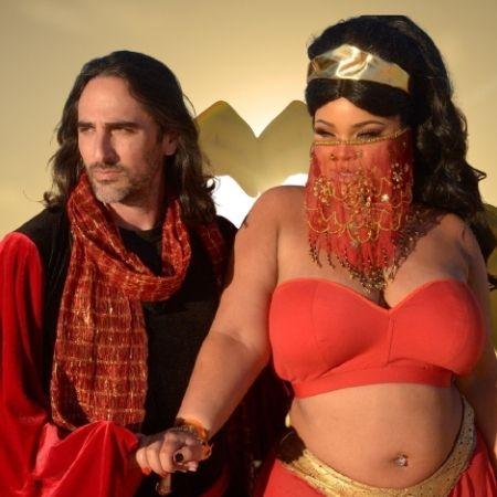 Who is Trisha Paytas' fiance Moses Hacmon?