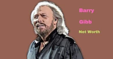 Barry Gibb's Net Worth in 2021 - How did singer-songwriter Barry Gibb earn his Worth?