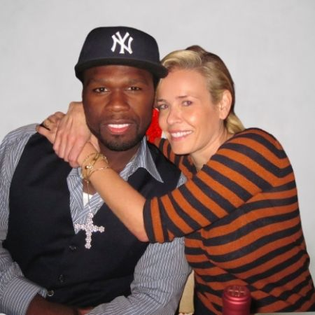 Chelsea Handler is again dating rapper 50 cent since 2020