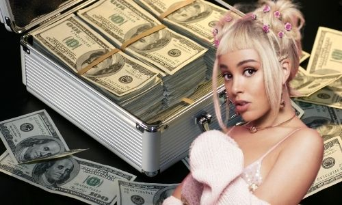 What is Doja Cat's Net Worth in 2021 and how does she make her money?