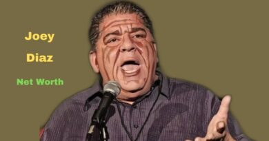 Joey Diaz's Net Worth in 2021 - How did comedian Joey Diaz earn his money?