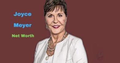 Joyce Meyer's Net Worth in 2021 - How did author Joyce Meyer earn her Worth?