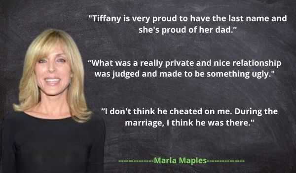 Marla Maples' quotes