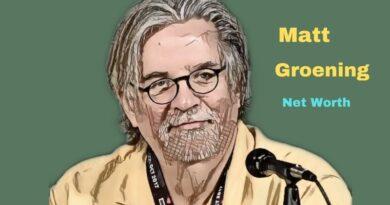 Matt Groening's Net Worth in 2021 - How did American cartoonist Matt Groening earn his money?