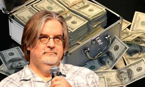 What is Matt Groening's Net Worth in 2021 and how does he make his money?