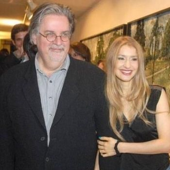 Matt Groening has been married to Augustina Picasso since 2011