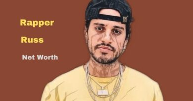 Rapper Russ' Net Worth in 2021 - How did Rapper Russ earn his Worth?
