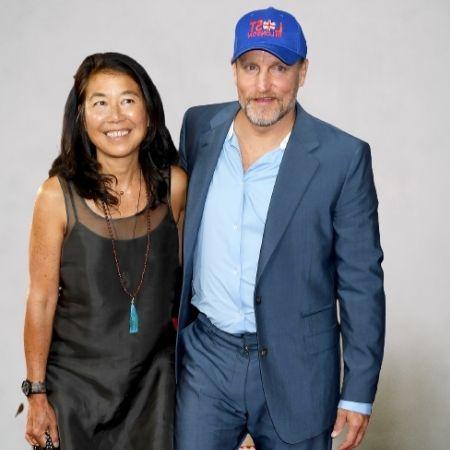 Woody Harrelson married Laura Louie since 2008