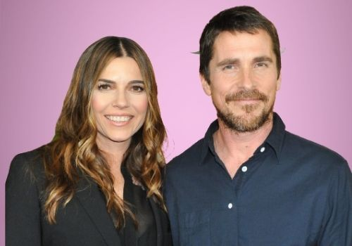 Christian Bale has been married to Sibi Blazic since 2000. They have two children as of May 2021.