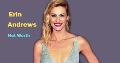 Erin Andrews' Net Worth in 2021 - How did News anchor Erin Andrews earn her money?