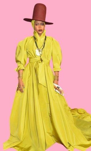 Erykah Badu's Height - How tall is she?