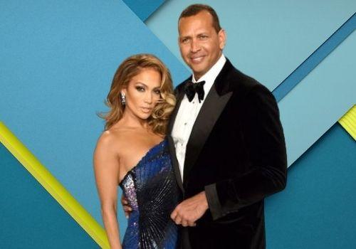 Who is Jennifer Lopez's boyfriend?