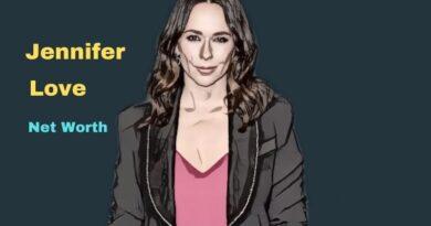 Jennifer Love Hewitt's Net Worth in 2021 - How did actress Jennifer Love Hewitt earn her money?