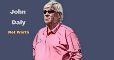 John Daly's Net Worth in 2021 - How did professional golfer John Daly earn his money?
