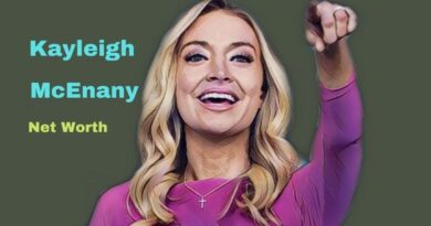 Kayleigh Mcenany's Net Worth in 2021 - How did Author Kayleigh Mcenany earn her money?