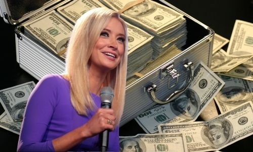 What is Kayleigh McEnany's Net Worth in 2021 and how does she make her money?