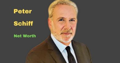 Peter Schiff's Net Worth in 2021: Biography, Age, Height, Wife, Kids, Books