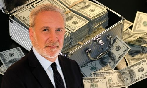 How much is Peter Schiff's net worth in 2021?